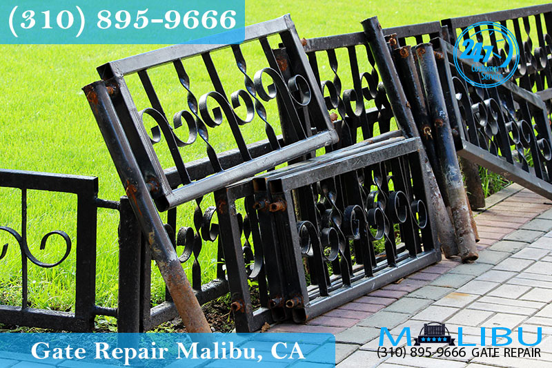 gate repair malibu ca